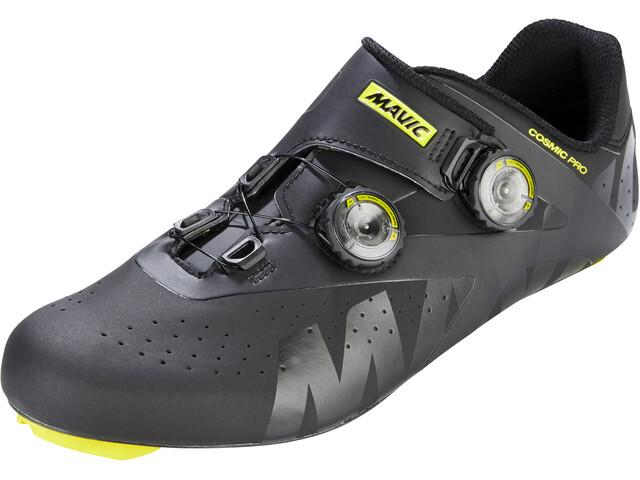 Mavic Cosmic Pro Shoes Unisex Black/Yellow Mavic/Black